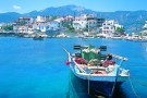 Sunvil Greece fishing village
