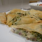 March's Sunvil Supper Club: Spanakopita from Greece