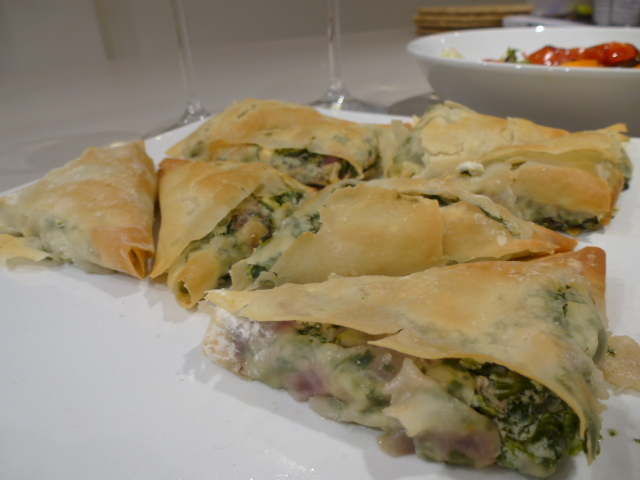 Spanakopita, Greece