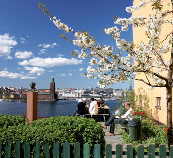 Stockholm-view