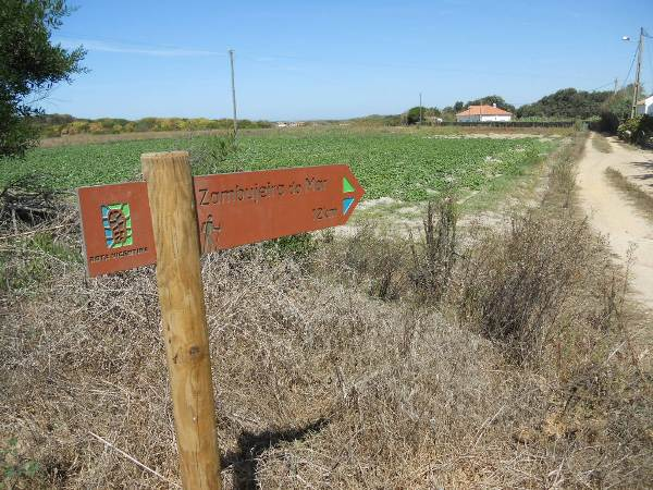 The Rota Vicentina - two long-distance paths in one (coastal and inland)