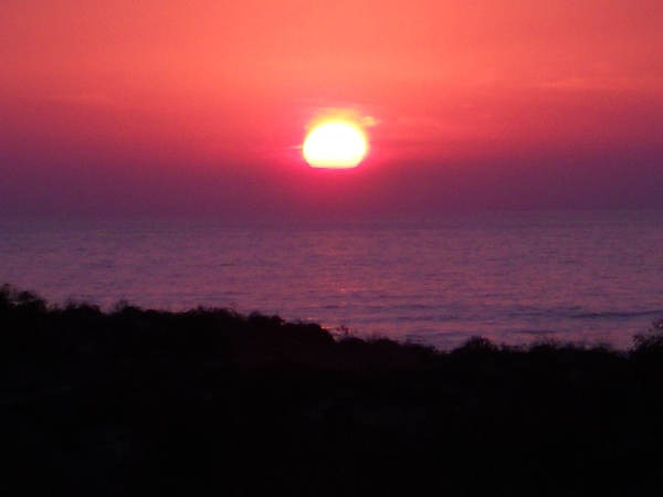 With the Alentejo coast facing to the west, glorious sunsets are almost guaranteed