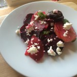 September's Sunvil Supper Club: Pantzarosalata (Beetroot Salad)