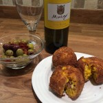 October's Sunvil Supper Club:  Sicilian Arancini