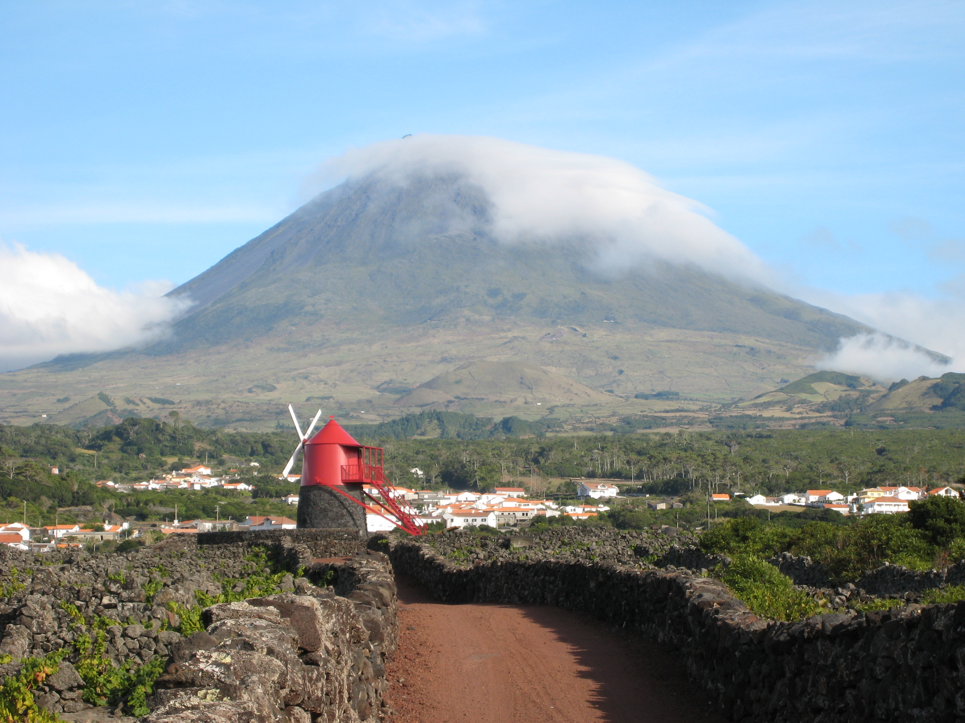 View of Pico