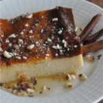 November's Sunvil Supper Club: Galaktoboureko (Milk Pie)