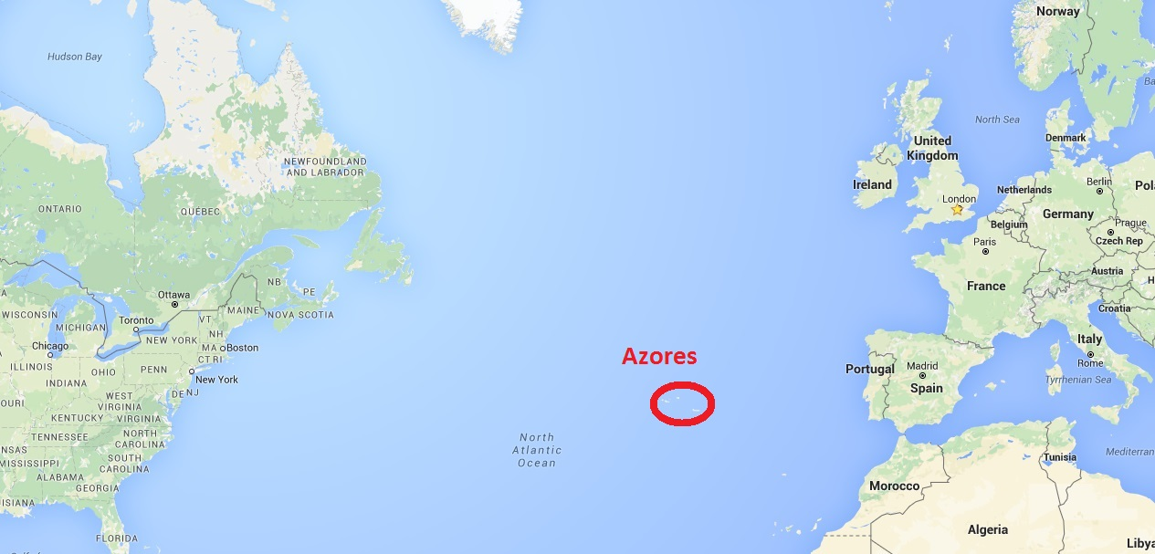 A trip to the Azores