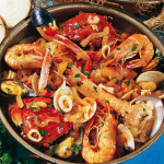February 2016's Sunvil Supper Club – Fish and Shellfish Cataplana