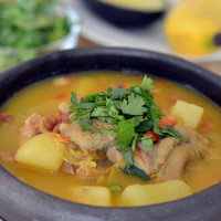 Panamanian stew