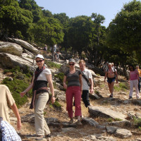 Walking in Ikaria
