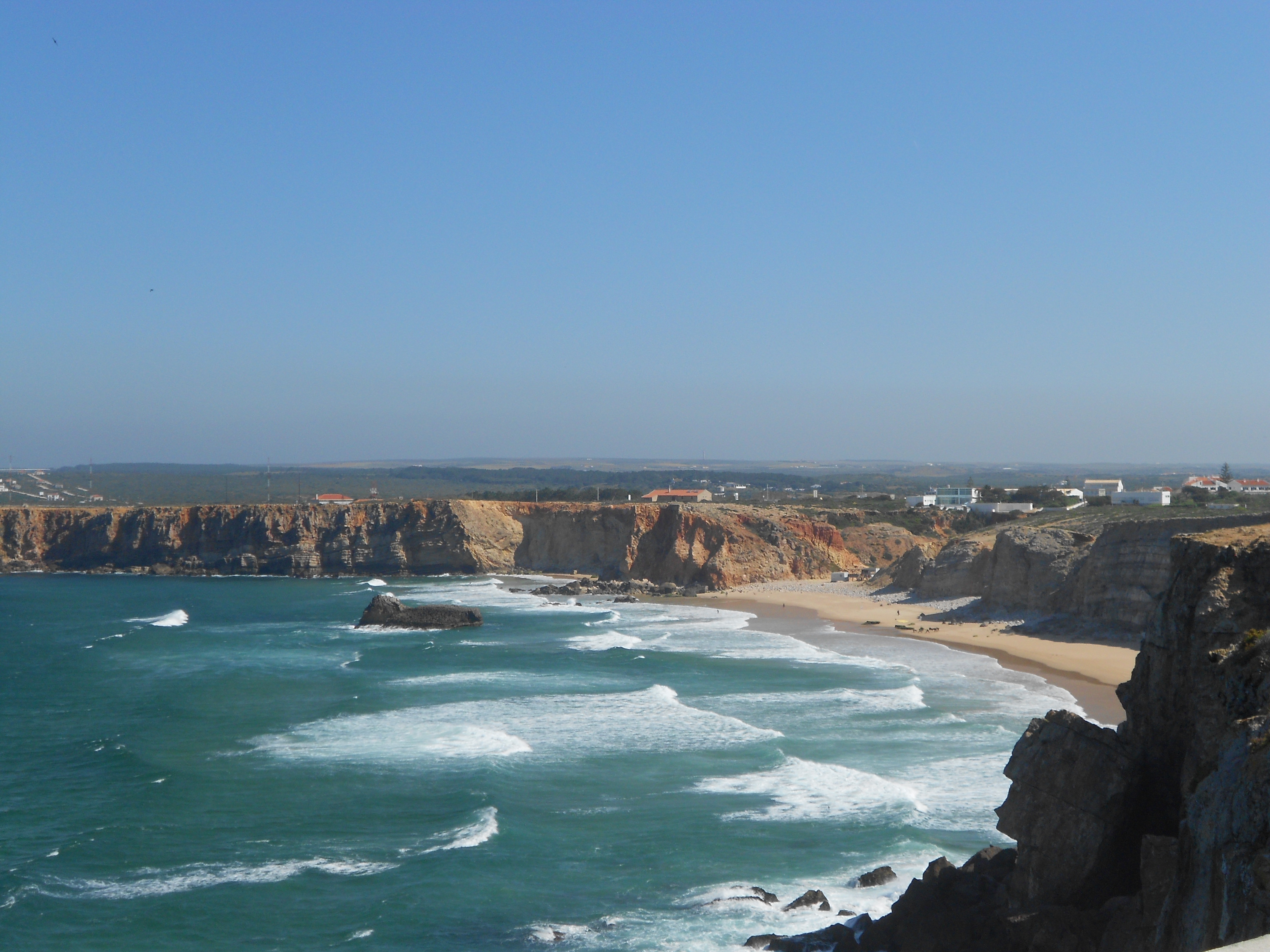 Views from the Fortaleza de Sagres