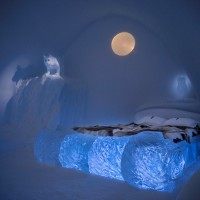 ART & DESIGN book 2015, ICEHOTEL, iCelebrate25, Suite 315, Polar Night design by Hans Abrahamsson och Ann-Louice Abrahamsson.