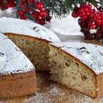 December 2016's Sunvil Supper Club – Vasilopita –  Greek New Year's Eve cake