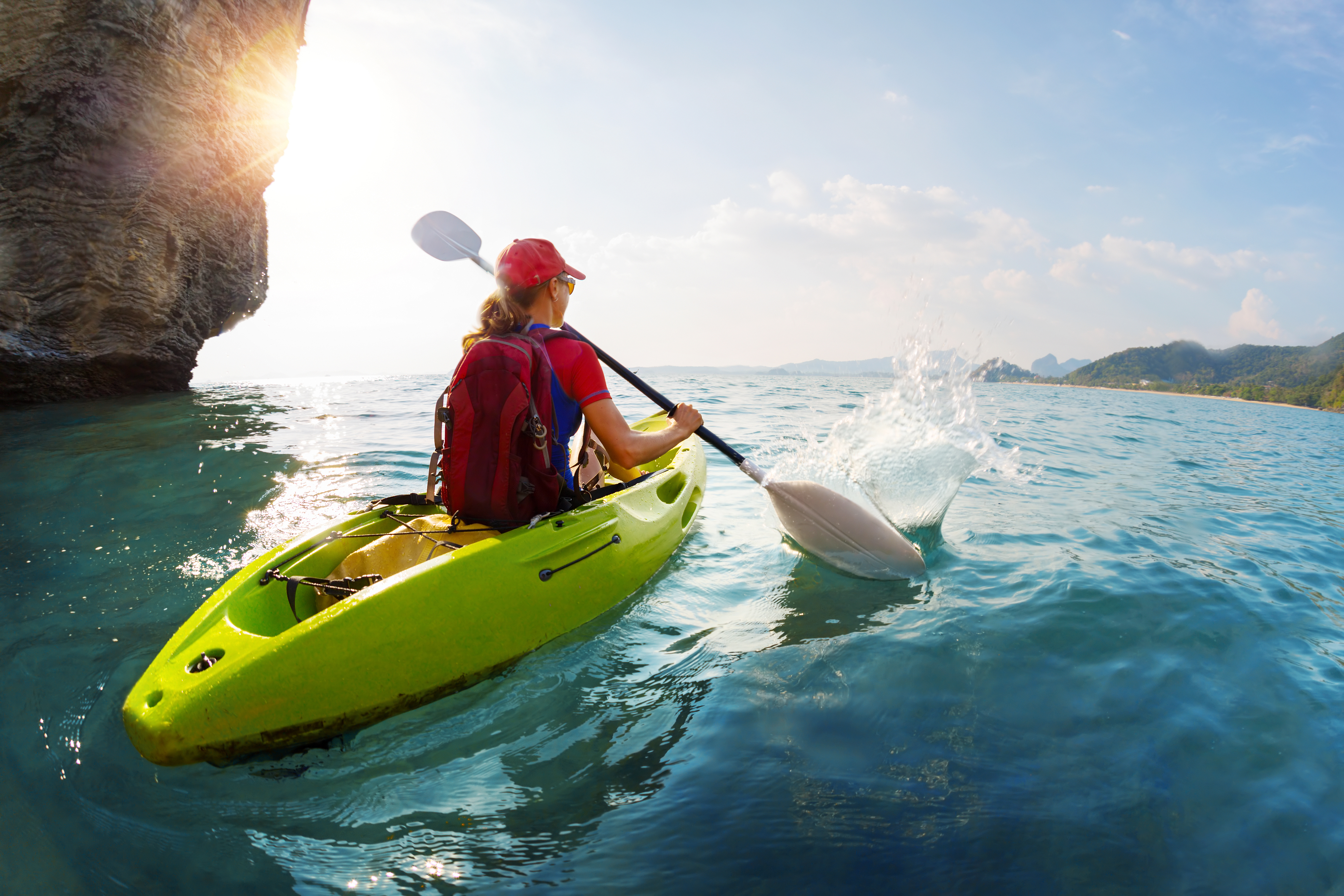 Kayaking, The Azores